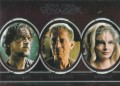 Star Trek Voyager Heroes Villains Aliens A1 Front