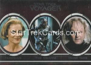 Star Trek Voyager Heroes Villains Aliens A10 Front