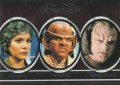 Star Trek Voyager Heroes Villains Aliens A3 Front