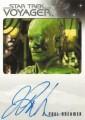 Star Trek Voyager Heroes Villains Autograph J Paul Boehmer Front