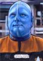 Star Trek Voyager Heroes Villains Javier Gonzalez Sketch Card 1 Front