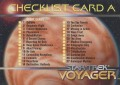 Voyager Season One Series One Trading Card 97