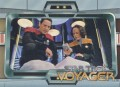 Voyager Season One Series One Trading Card P1