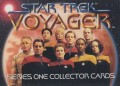 Voyager Season One Series One Trading Card T1