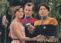 Voyager Season One Series Two Trading Card 11